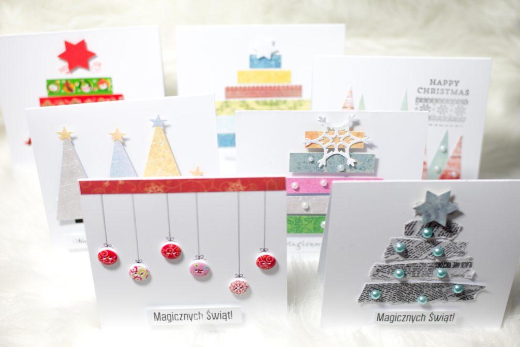 kartki świąteczne diy - jak zrobić kartkę na święta