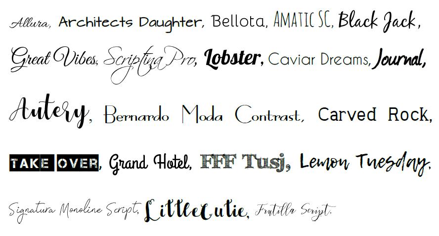przykłady czcionek przykłady fontów darmowe czcionku do użytku komercyjnego darmowe fonty do użytku komercyjnego